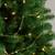 "15' x 0.5"" Shiny Gold Mirrored Disco Ball Beaded Artificial Christmas Garland - IMAGE 3"