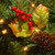 """72"""" Pre-Lit Artificial Christmas Mantel Swag - Clear Lights - IMAGE 3"""