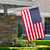 """Embroidered American Outdoor House Flag 28"""" x 40"""" - IMAGE 3"""