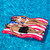 """72.5"""" Set of 2 American Flag Patriotic Swimming Pool Inflatable Floats - IMAGE 2"""