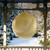 """27.5"""" Gold Tinsel Inflatable Christmas Ball Ornament Outdoor Decoration - IMAGE 2"""