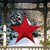 """51"""" Red Tinsel Foldable Christmas Star Outdoor Decoration - IMAGE 2"""