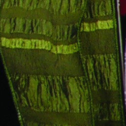 Hunter Green Striped Wired Craft Ribbon 2 X Yards Christmas Central