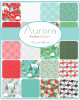 "Aurora Layer Cake by Kate Spain - 26 SKUs - (42) 10"" x 10"""