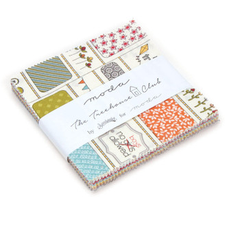 The Treehouse Club Charm Pack by Sweetwater Fabrics