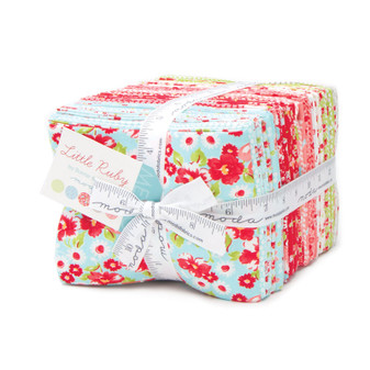 Little Ruby Fat Quarter Bundle by Bonnie and Camille