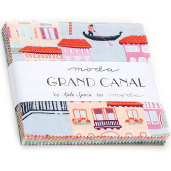 Grand Canal Mini Charm Pack by Kate Spain