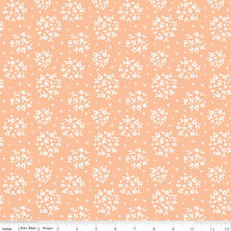 Summer Blush Puff - Apricot
