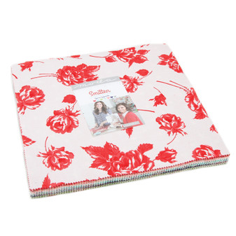 Smitten Layer Cake by Bonnie and Camille for Moda Fabrics