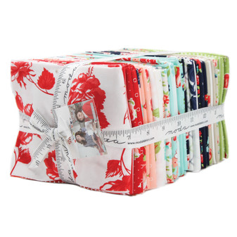 Smitten Fat Quarter Bundle by Bonnie and Camille for Moda Fabrics