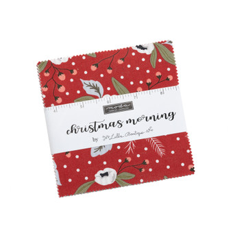 Christmas Morning Charm Pack by Lella Boutique - Samplespree Early Release