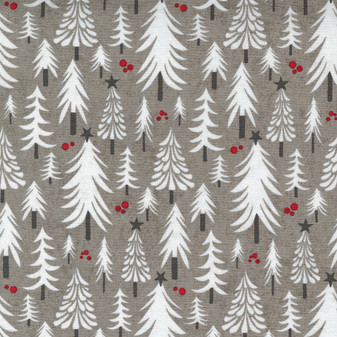 Hustle And Bustle - Pine Trees in Tinsel by BasicGrey