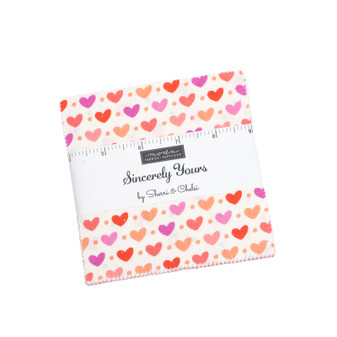 Sincerely Yours Charm Pack by Sherri & Chelsi