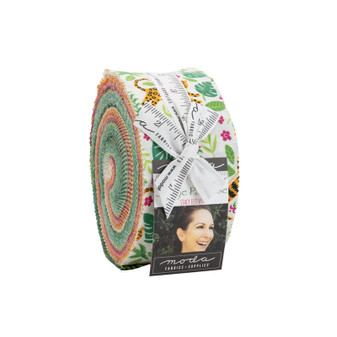 Jungle Paradise Jelly Roll by Stacy Iest Hsu