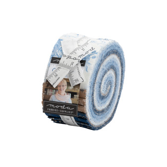 Crystal Lane Jelly Roll by Bunny Hill Designs