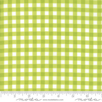 Vintage Holiday - Plaid - Green - LAST 3/4 YARD EOB