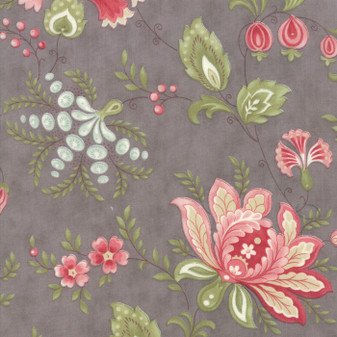 Porcelain by 3 Sisters for Moda #44190-12