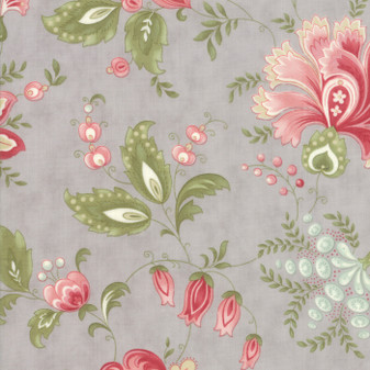 Porcelain by 3 Sisters for Moda #44190-13