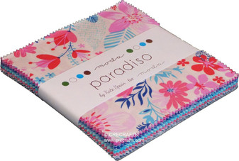 Paradiso Mini Charm Pack by Kate Spain