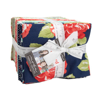 Early Bird Fat Quarter Bundle by Bonnie and Camille