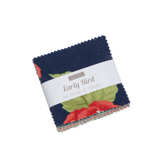 Early Bird Mini Charm Pack by Bonnie and Camille