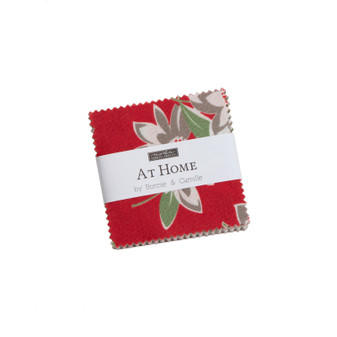 At Home Bonnie's House (Red) Mini Charm Pack