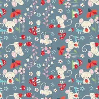 Enchanted Forest by Camelot Fabrics #61190301-2