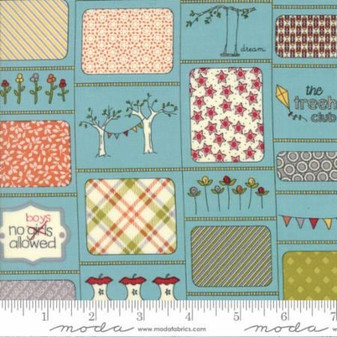 Treehouse Club by Sweetwater Fabrics 5630-16