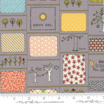 Treehouse Club by Sweetwater Fabrics 5630-15