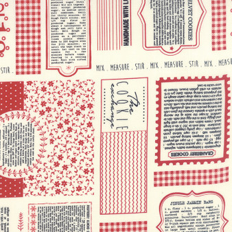 The Cookie Exchange by Sweetwater Fabrics #5620-12
