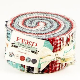 Feed Company Jelly Roll by Sweetwater Fabrics
