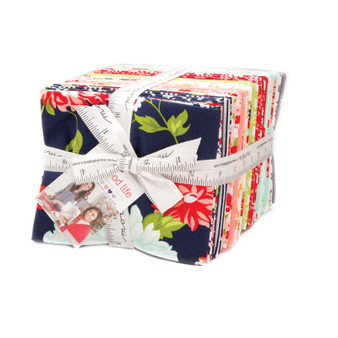 The Good Life Fat Quarter Bundle by Bonnie and Camille