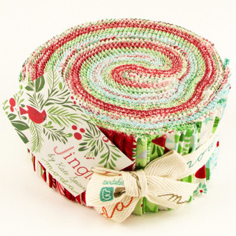 Jingle Jelly Roll by Kate Spain
