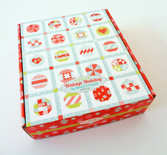 Vintage Holiday Quilt Kit by Bonnie And Camille - LAST ONE!