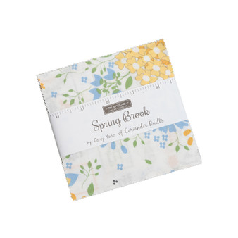 PREORDER Spring Brook Charm Pack by Corey Yoder - Jan 2021 delivery