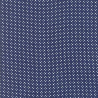 Early Bird Pin Dot in Navy by Bonnie And Camille