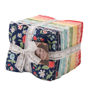 Garden Variety Fat Quarter Bundle by Lella Boutique