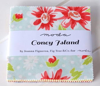Coney Island Charm Pack by Fig Tree & Co.