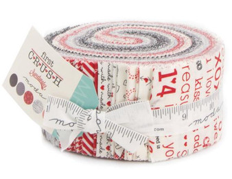 First Crush JELLY ROLL by Sweetwater Fabrics