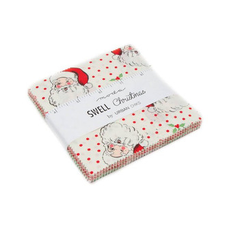 Swell Christmas CHARM PACK by Urban Chiks