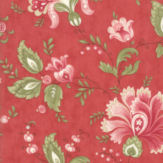 Porcelain by 3 Sisters for Moda #44190-16