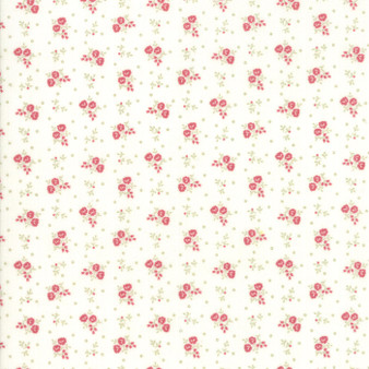 Porcelain by 3 Sisters for Moda #44197-11