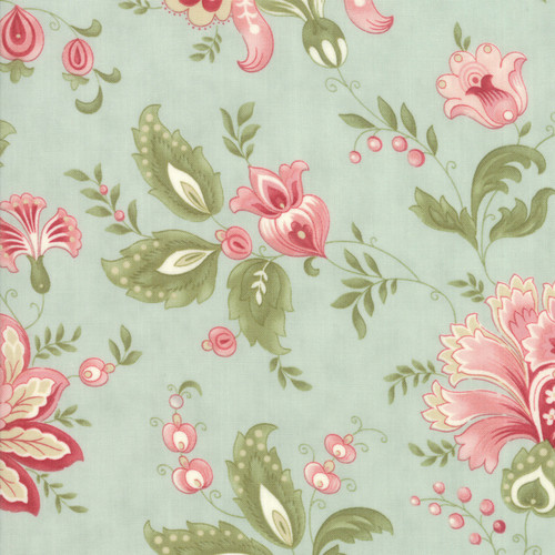 Porcelain by 3 Sisters for Moda #44190-14