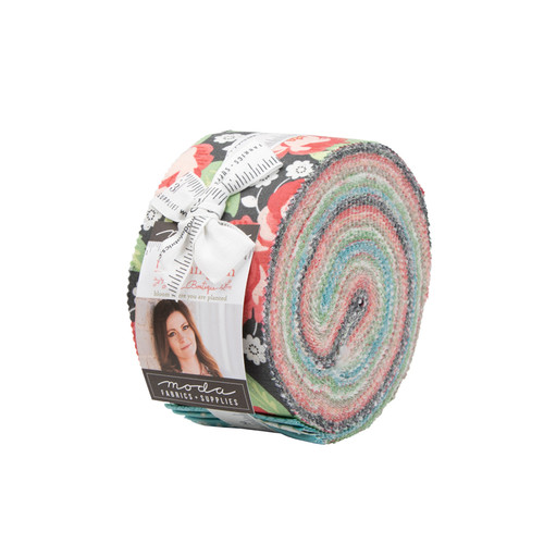 PREORDER Bloomington Jelly Roll by Lella Boutique - APRIL DELIVERY