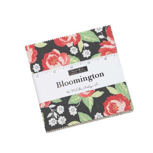 PREORDER Bloomington Charm Pack by Lella Boutique - APRIL DELIVERY