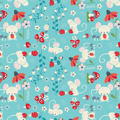 Enchanted Forest by Camelot Fabrics #61190301-1