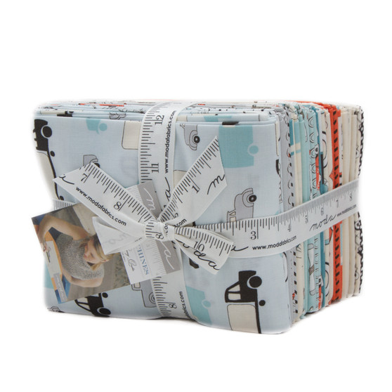Mighty Machines Fat Quarter Bundle