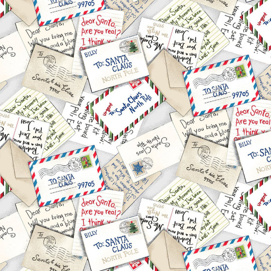 All the Trimmings - Letters to Santa - Maywood Studio