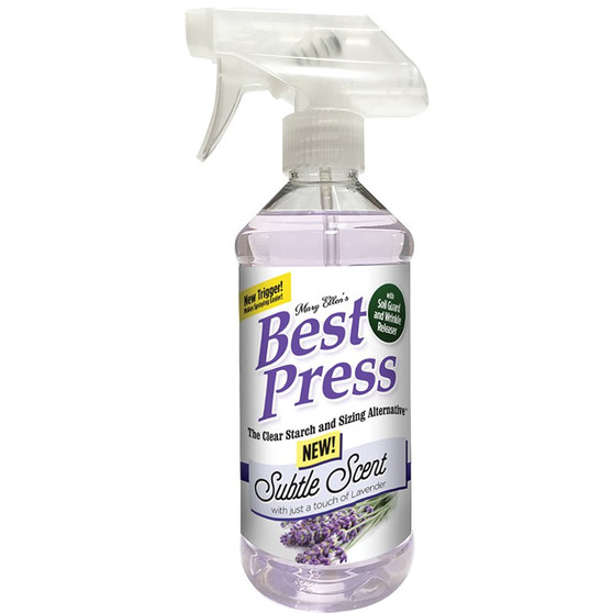 Mary Ellen's Best Press - Subtle Scent of Lavender - 16.9 oz