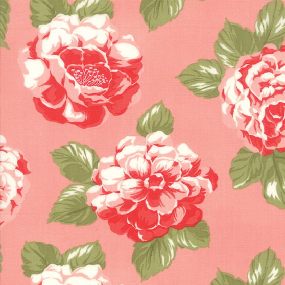 Early Bird Blooms in Pink by Bonnie And Camille